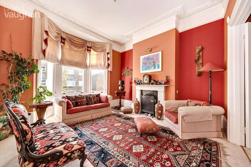 5 Bedrooms Terraced House for sale in Chichester Place, Brighton, BN2