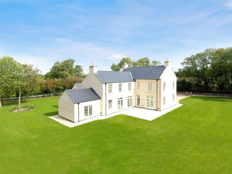 5 Bedrooms House for sale in Owmby Cliff Road, Owmby-By-Spital, Market Rasen