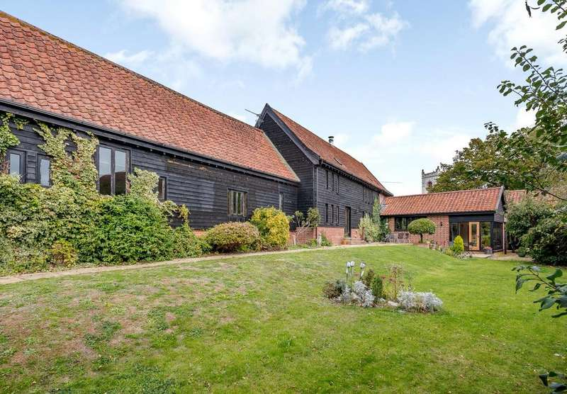 4 Bedrooms Unique Property for sale in Hawes Green, Shotesham St. Mary, Norwich, NR15