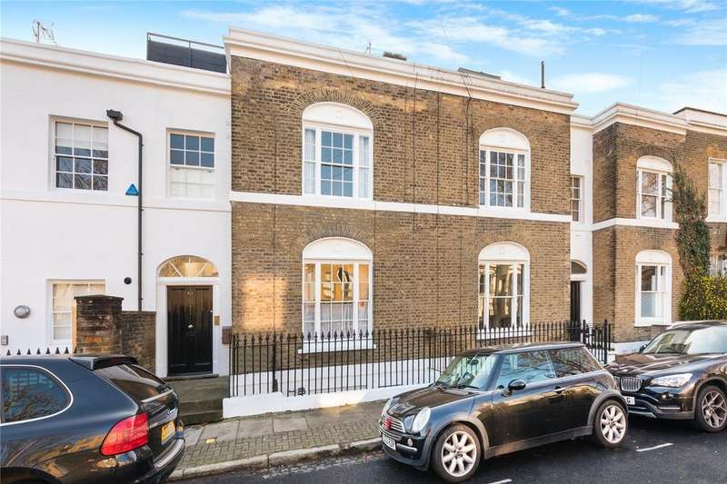 2 Bedrooms Maisonette Flat for sale in Barnsbury Park, Barnsbury, Islington, London