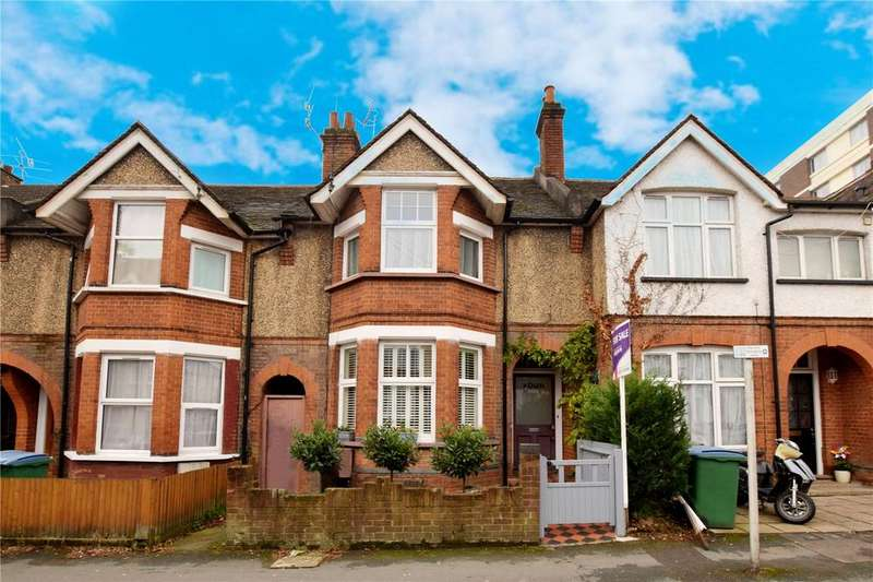 4 Bedrooms Terraced House for sale in Wellington Road, Watford, Hertfordshire, WD17