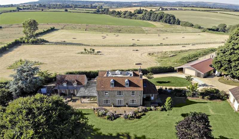 7 Bedrooms Equestrian Facility Character Property for sale in Quarr, Gillingham, Dorset, SP8