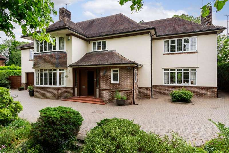 4 Bedrooms Detached House for sale in Wistaston, Cheshire