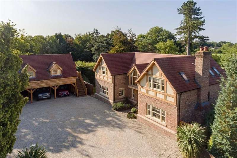 5 Bedrooms Detached House for sale in Croft Drive, Nunthorpe