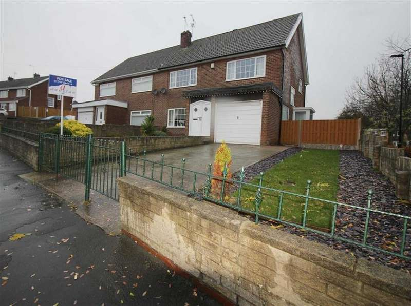3 Bedrooms Semi Detached House for sale in Elm Green Lane, Conisbrough
