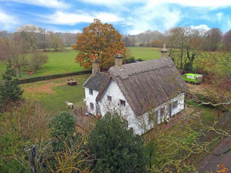 3 Bedrooms Detached House for sale in Yoxford Road, Sibton
