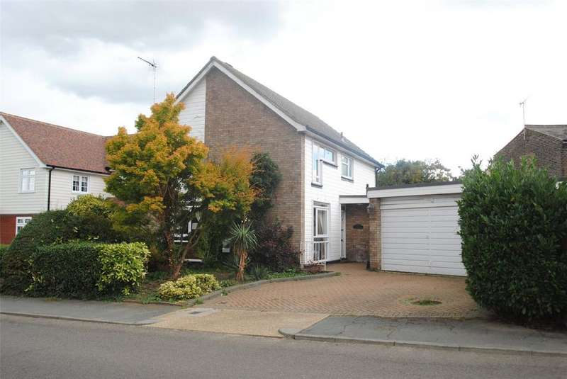 4 Bedrooms Detached House for sale in Rectory Road, Orsett, Grays, Essex, RM16