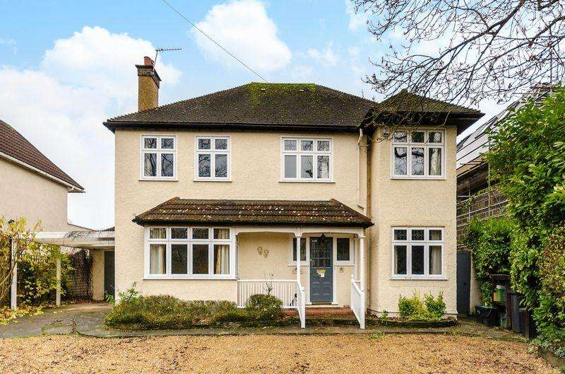 6 Bedrooms Detached House for sale in Beckenham Road, West Wickham