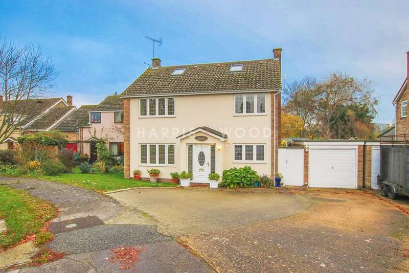 4 Bedrooms Detached House for sale in Great Bromley, Colchester, Essex, CO7