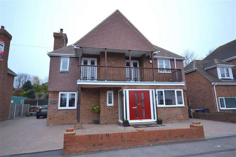 5 Bedrooms Detached House for sale in Minster Road, Ramsgate, Kent