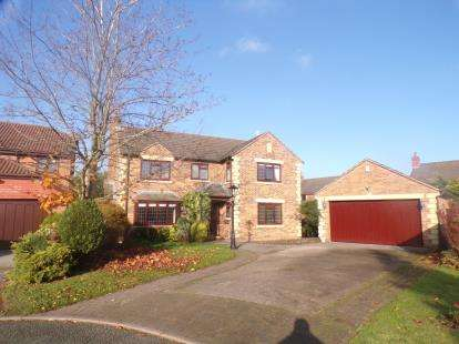 5 Bedrooms Detached House for sale in Beagle Point, Winsford, Cheshire