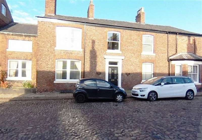 4 Bedrooms Terraced House for sale in Fairfield Square, Droylsden, Manchester