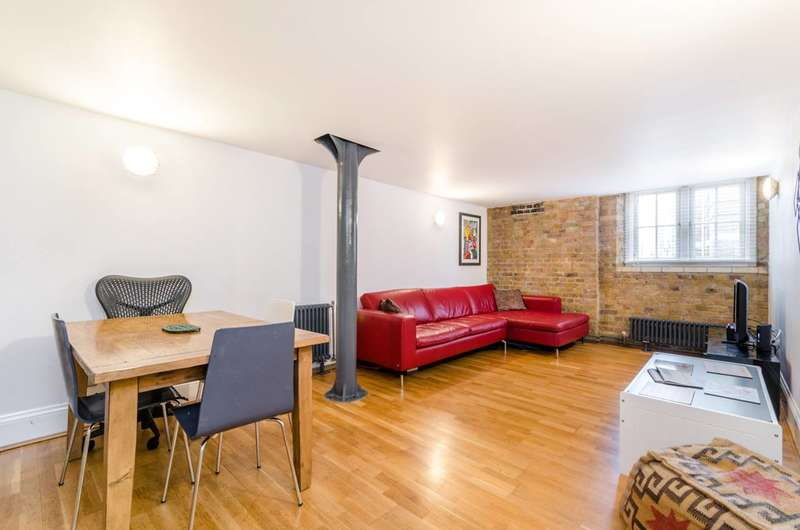 2 Bedrooms Flat for sale in Globe Wharf, Rotherhithe Street, Rotherhithe, SE16