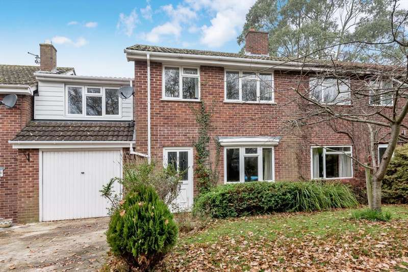 4 Bedrooms House for sale in Stoney Lane, Newbury, RG14