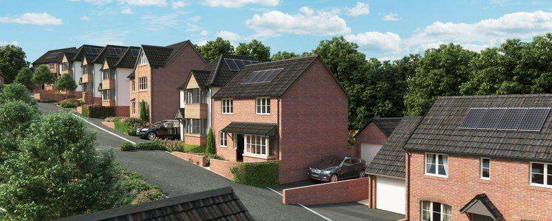 3 Bedrooms Detached House for sale in Plot 8 Elm Walk, Portishead
