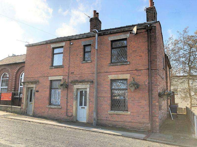 3 Bedrooms Terraced House for sale in Liverpool Old Road, Walmer Bridge, Preston, PR4 5GE