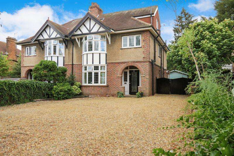 4 Bedrooms Semi Detached House for sale in West Road