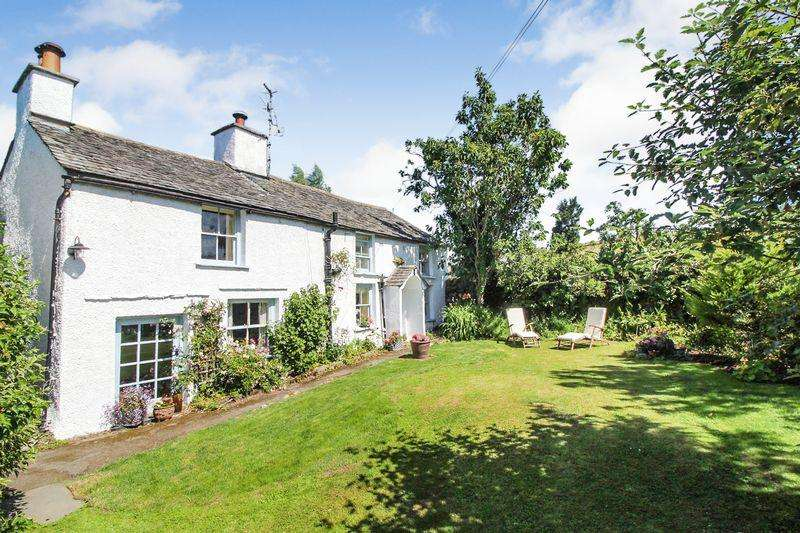 3 Bedrooms Cottage House for sale in Beautiful 3 bedroom cottage with spectacular gardens