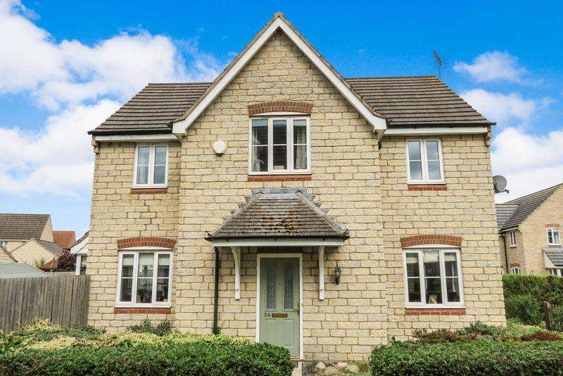 4 Bedrooms Detached House for sale in Elsea Park