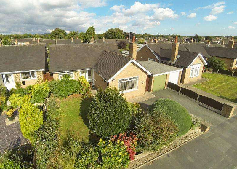 3 Bedrooms Detached Bungalow for sale in Carlson Drive, Ty Gwyn, Wrexham