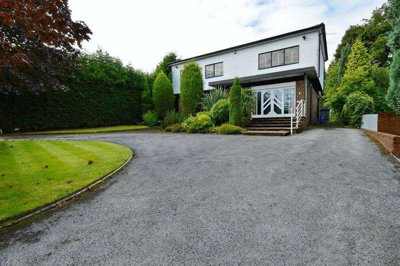 5 Bedrooms Detached House for sale in Ringley Drive, Whitefield, Manchester