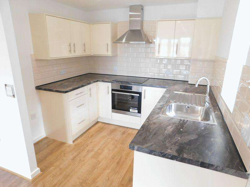 2 Bedrooms Apartment Flat for sale in Birkby Close, Hamilton, Leicester, LE5