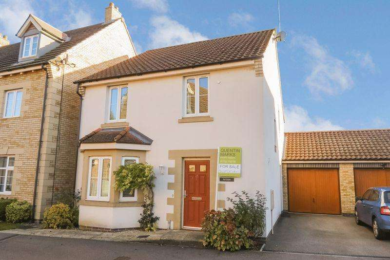 4 Bedrooms Detached House for sale in Ailsworth