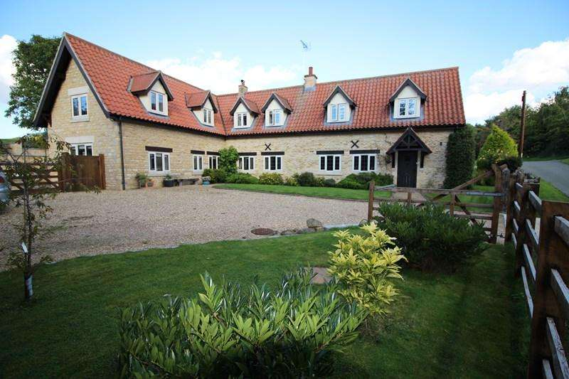 5 Bedrooms Detached House for sale in Bulby