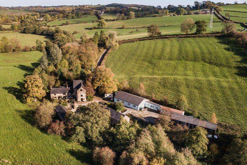 6 Bedrooms Country House Character Property for sale in Atlow Mill, Mill Lane, Atlow, Ashbourne