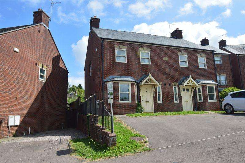 4 Bedrooms Semi Detached House for sale in Coleford, Gloucestershire