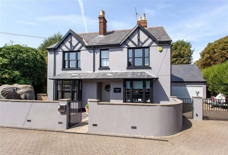 6 Bedrooms Unique Property for sale in Worster Road, Cookham, Maidenhead, Berkshire, SL6