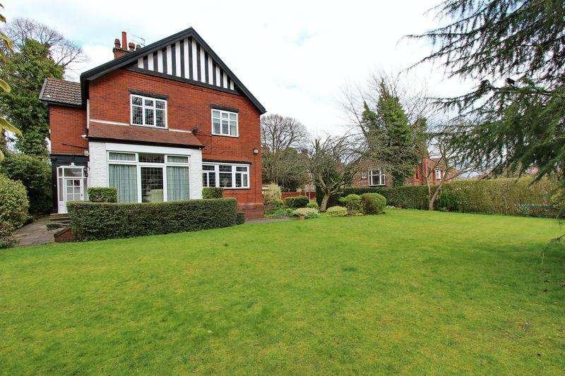 6 Bedrooms Detached House for sale in Deyne Avenue, Prestwich, Manchester