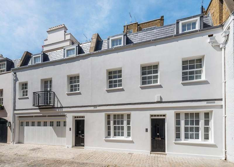 5 Bedrooms House for sale in Eaton Mews North, London, SW1X