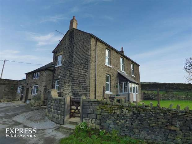 3 Bedrooms Detached House for sale in Tintwistle, Glossop, Derbyshire