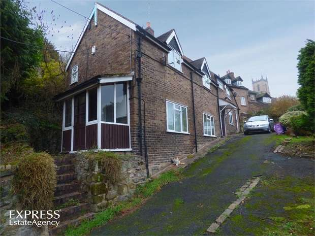3 Bedrooms Cottage House for sale in Severn Bank, Ironbridge, Telford, Shropshire