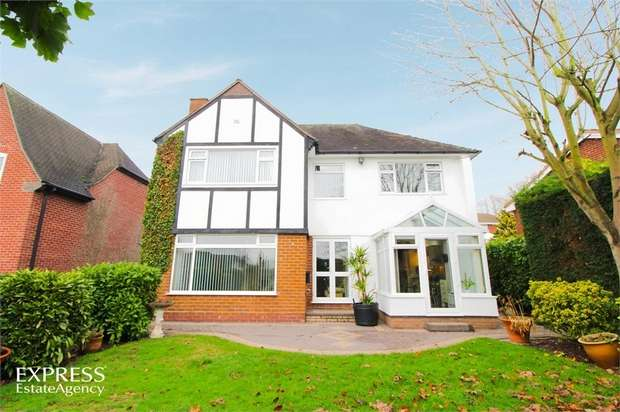 3 Bedrooms Detached House for sale in Sandy Lane, Cannock, Staffordshire