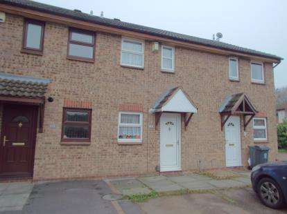 2 Bedrooms Terraced House for sale in Manor Drive, Leicester, Leicestershire