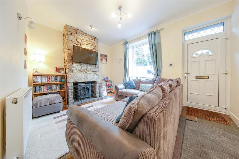2 Bedrooms Terraced House for sale in Prospect Hill, Haslingden, Rossendale