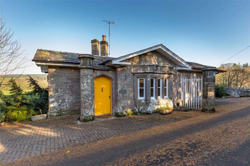 2 Bedrooms Detached House for sale in Milton Lodge, Blairquhan, Straiton, South Ayrshire, KA19