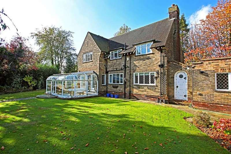 4 Bedrooms Detached House for sale in Broomhall Avenue, Wakefield