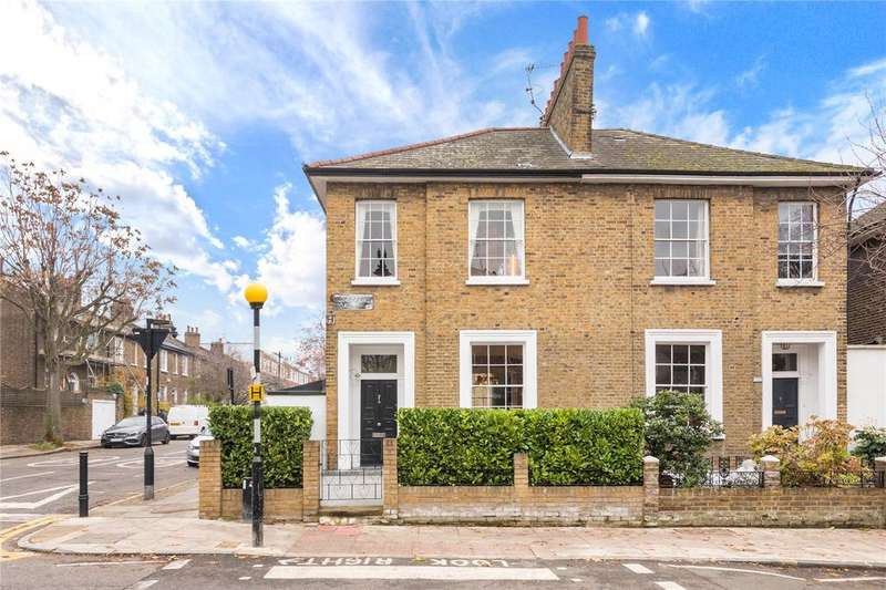 3 Bedrooms Terraced House for sale in Hemingford Road, Islington, London