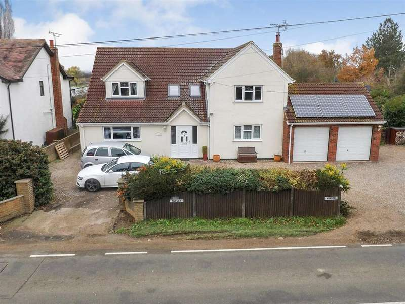 5 Bedrooms Detached House for sale in Burnham Road, Latchingdon