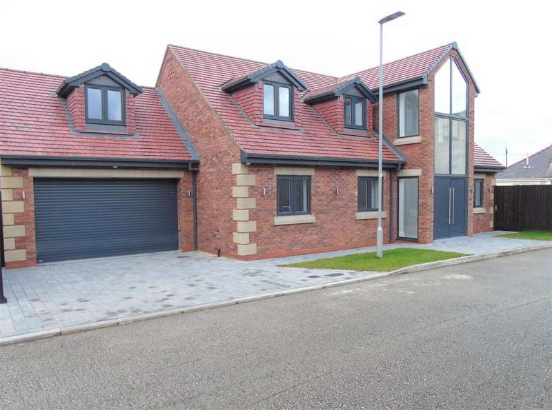 4 Bedrooms Detached House for sale in The Pottery, Melling, Liverpool
