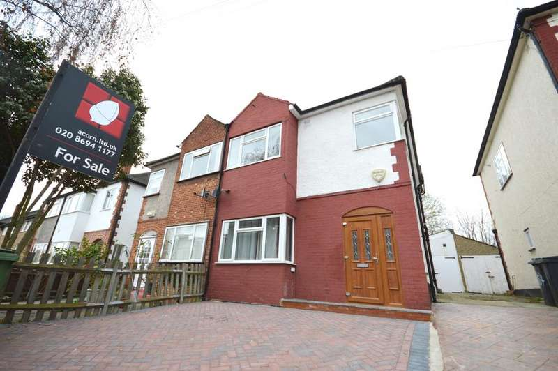 3 Bedrooms Semi Detached House for sale in Grierson Road Forest Hill SE23