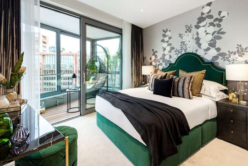 3 Bedrooms Apartment Flat for sale in Onyx Apartments, Camley Street, King's Cross, London, N1C