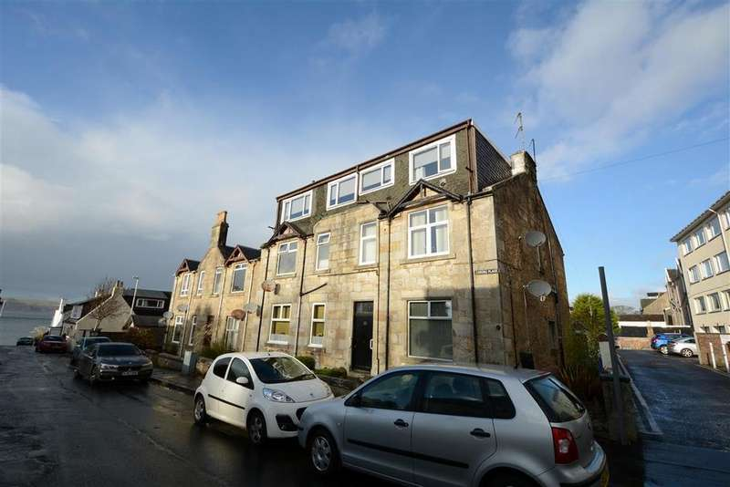 2 Bedrooms Flat for sale in 4 The Causeway, Fairlie, KA29 0AQ