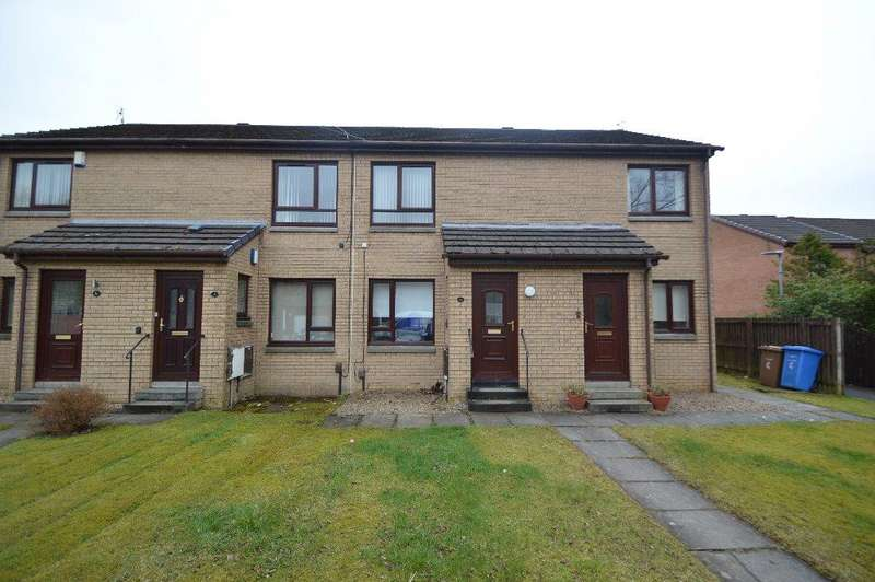 2 Bedrooms Flat for sale in Lochlibo Court, Irvine, North Ayrshire, KA11 1RE