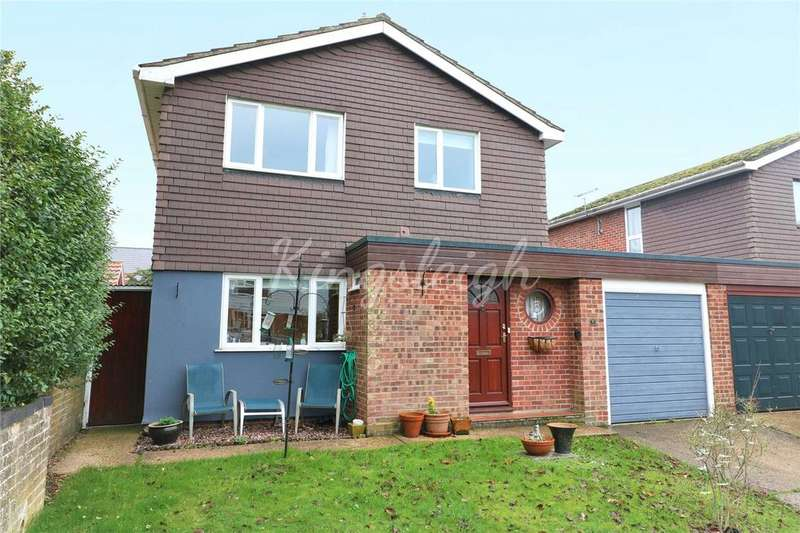 3 Bedrooms Link Detached House for sale in Helm Close, Great Horkesley, Colchester, Essex, CO6