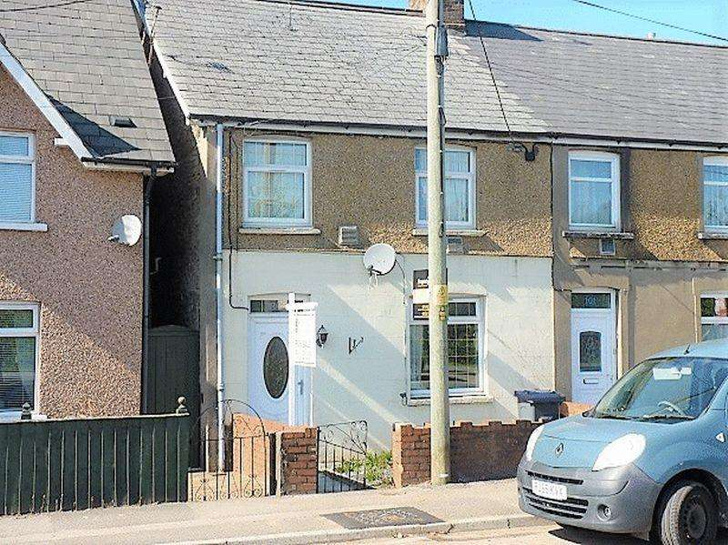 3 Bedrooms End Of Terrace House for sale in Stafford Road, Pontypool
