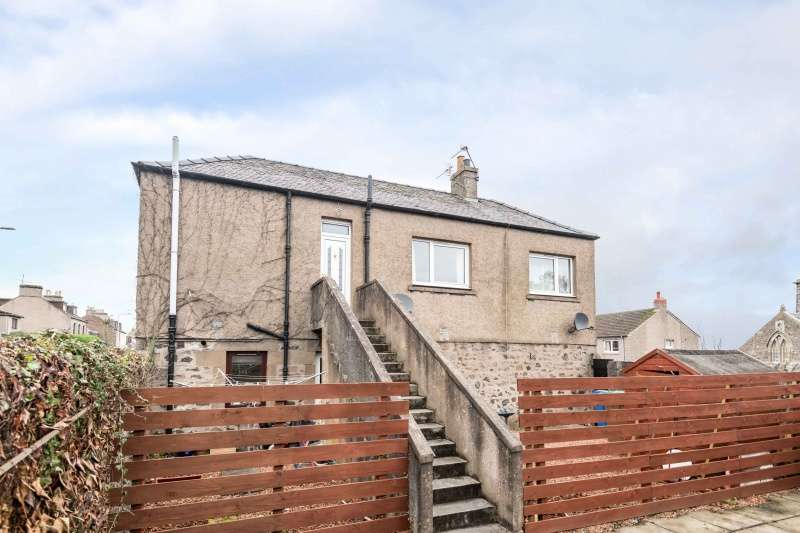 1 Bedroom Flat for sale in William Street, Tayport, DD6 9HG